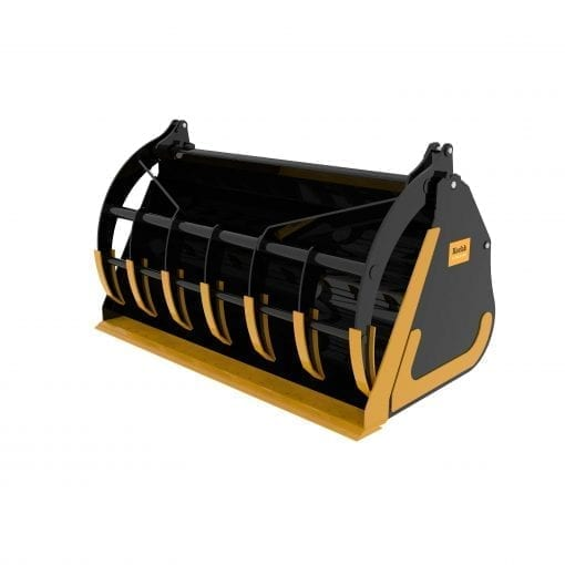 WastePro Bucket Grapple